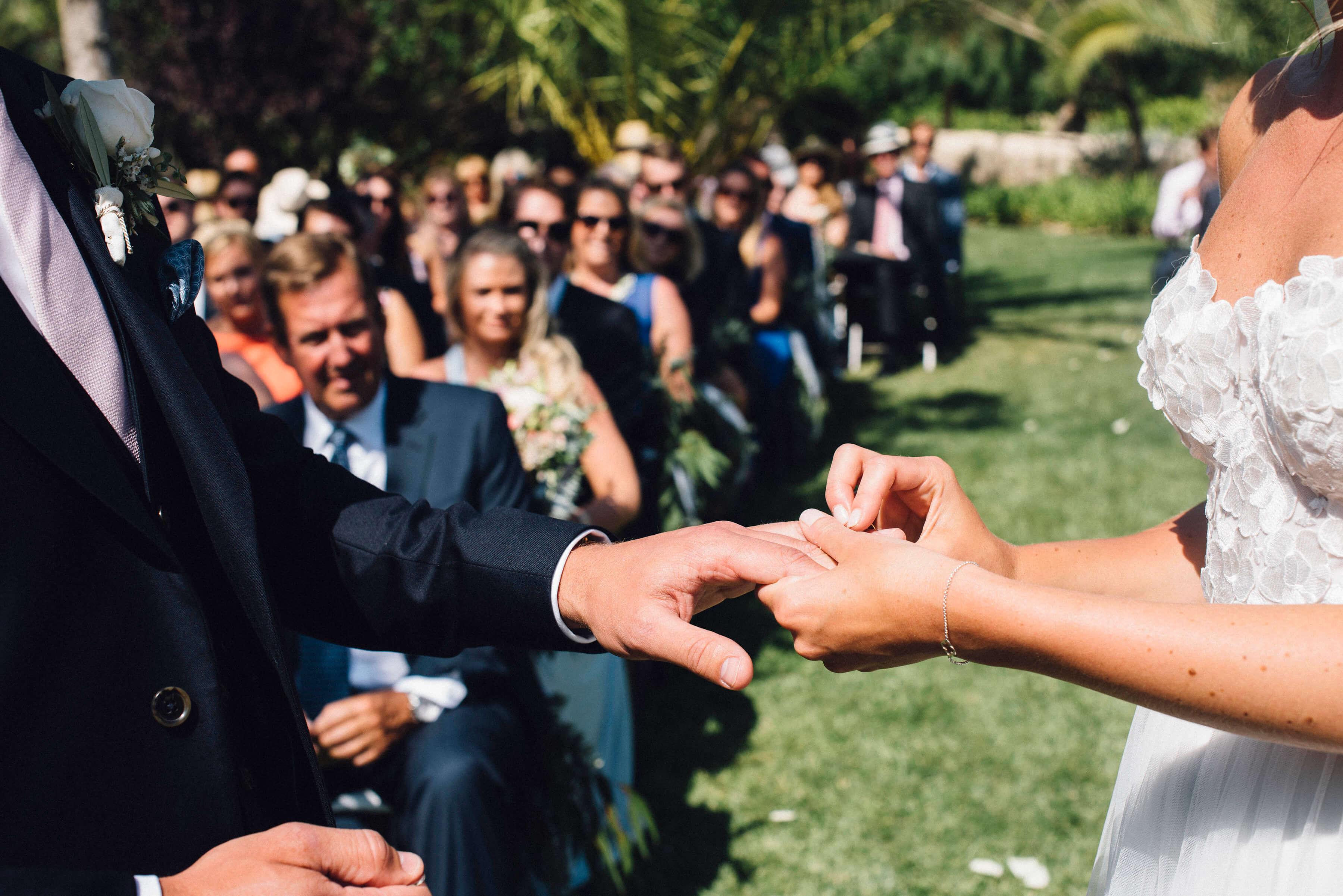 Mejores hoteles para bodas de lujo en Mallorca