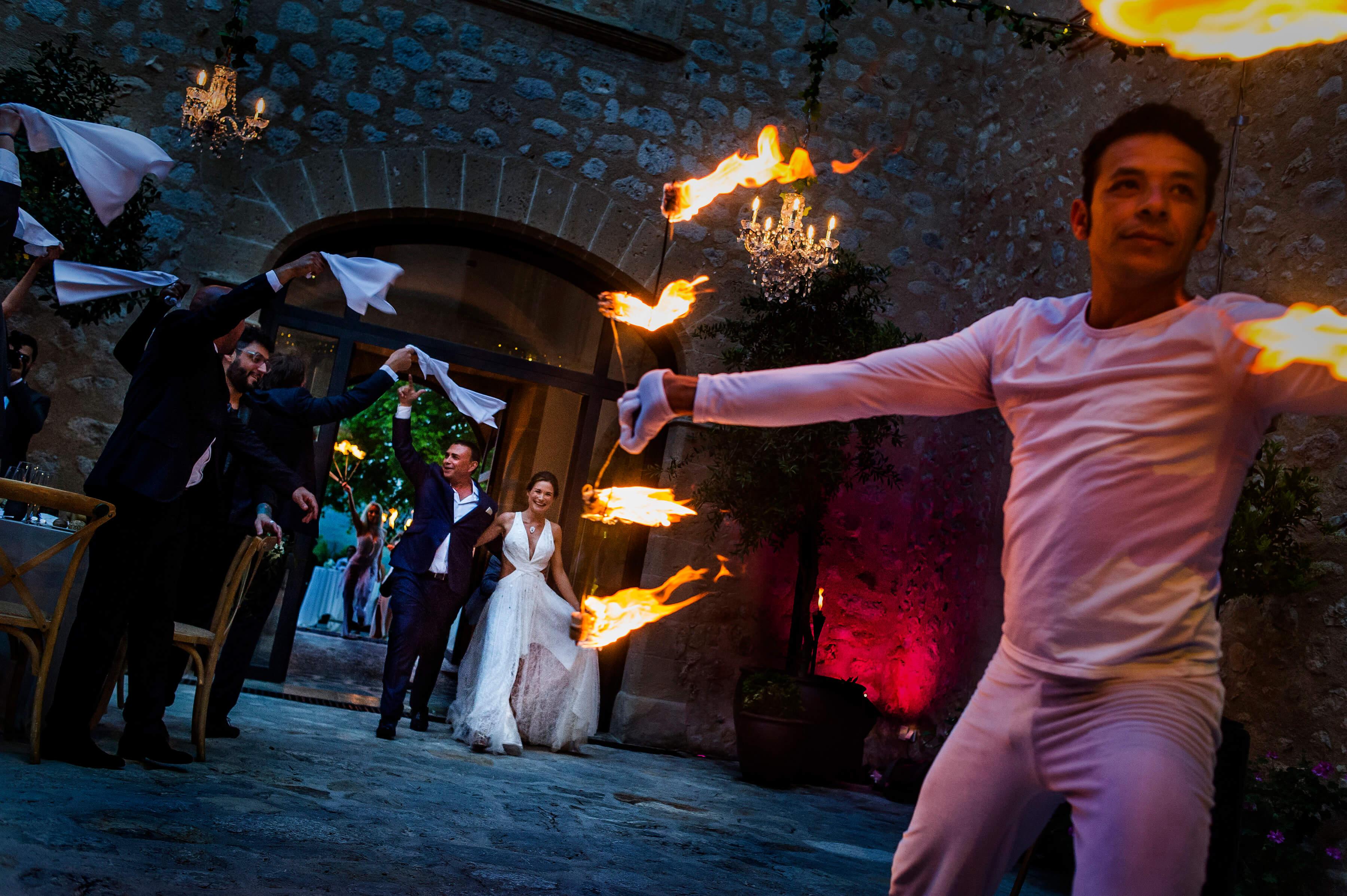 lugares magicos para casarse en Mallorca