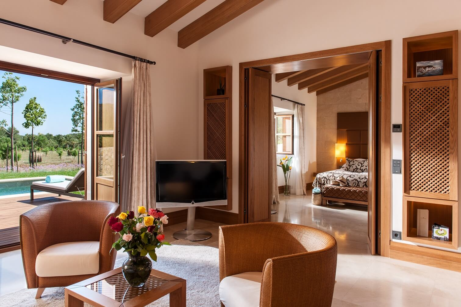 Castell Son Claret Private Pool Suite, Luxury Hotel in Mallorca