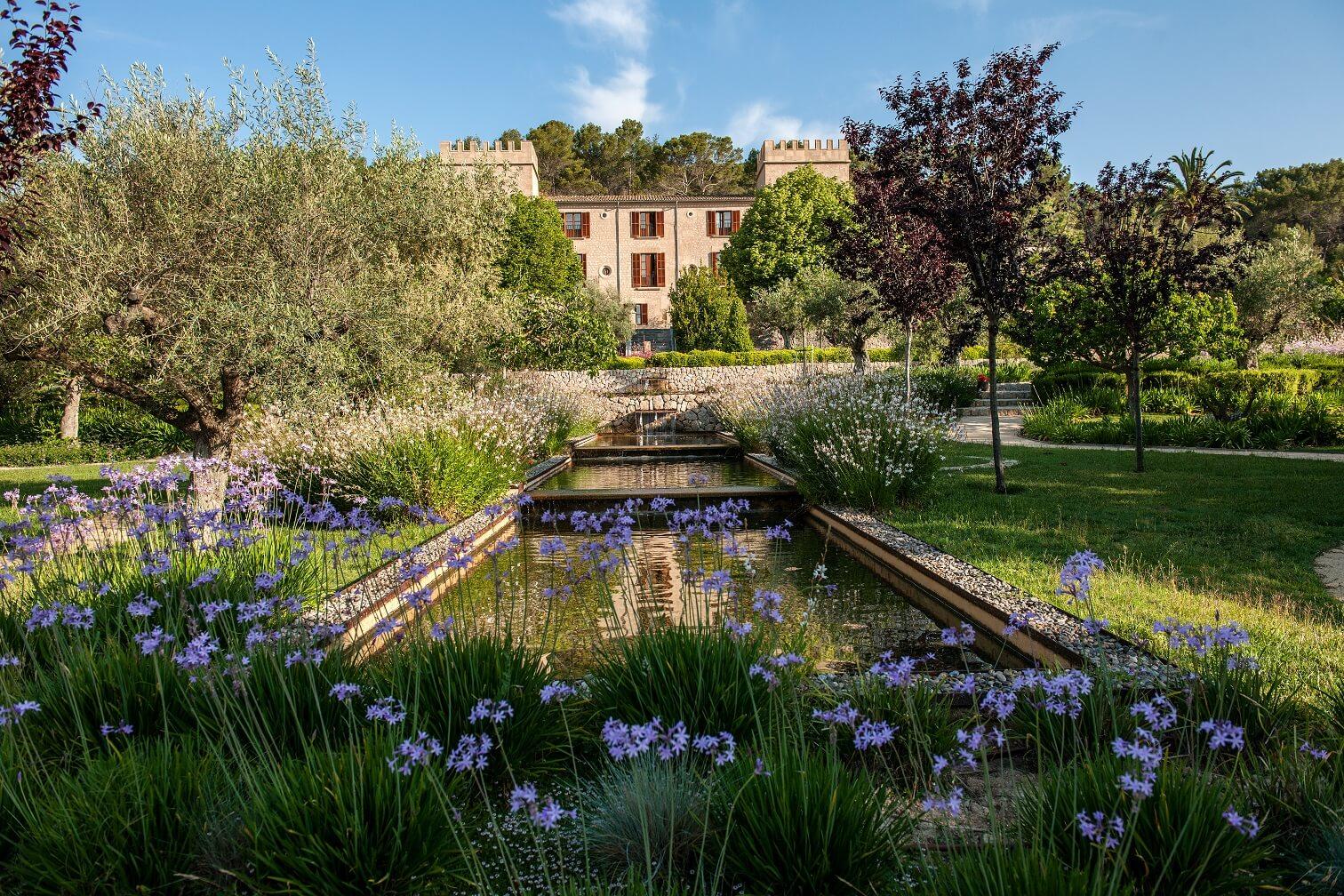 Castell Son Claret, el hotel de lujo en Mallorca (1)