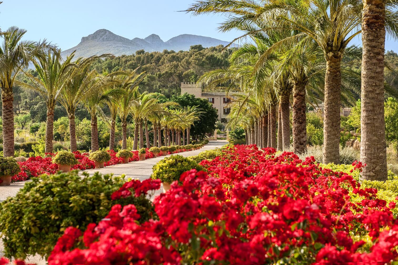 Castell Son Claret, el hotel de lujo en Mallorca (5)