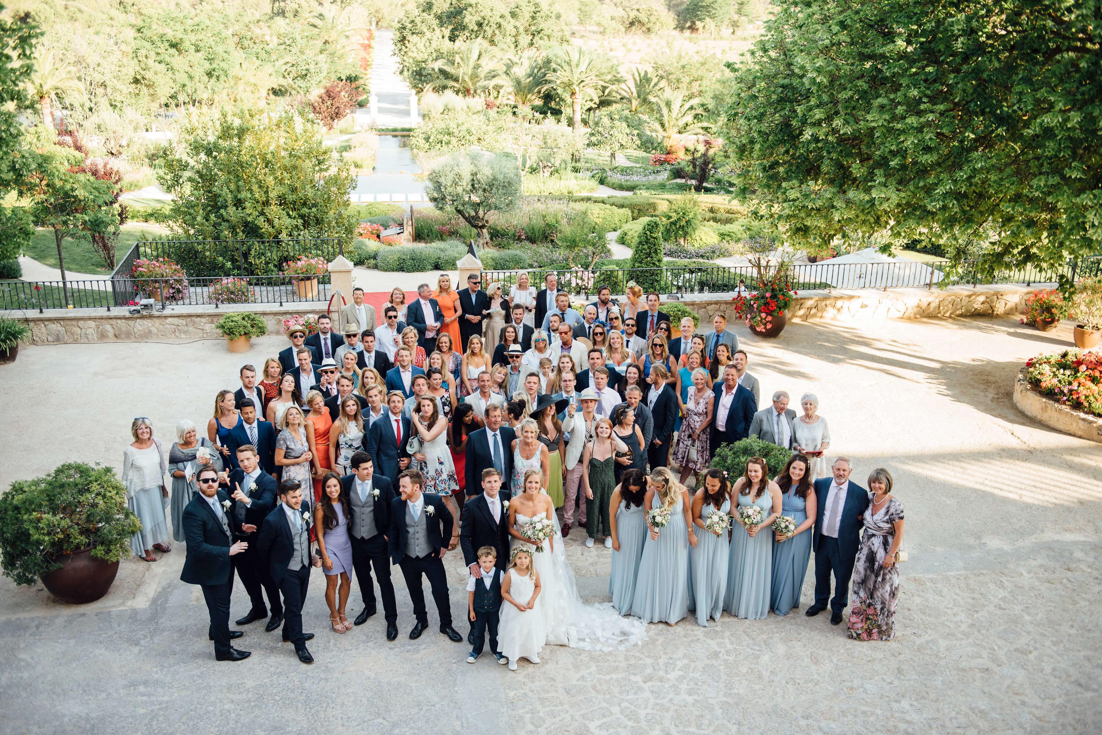Eventos de lujo en Mallorca, Castell Son Claret (11)