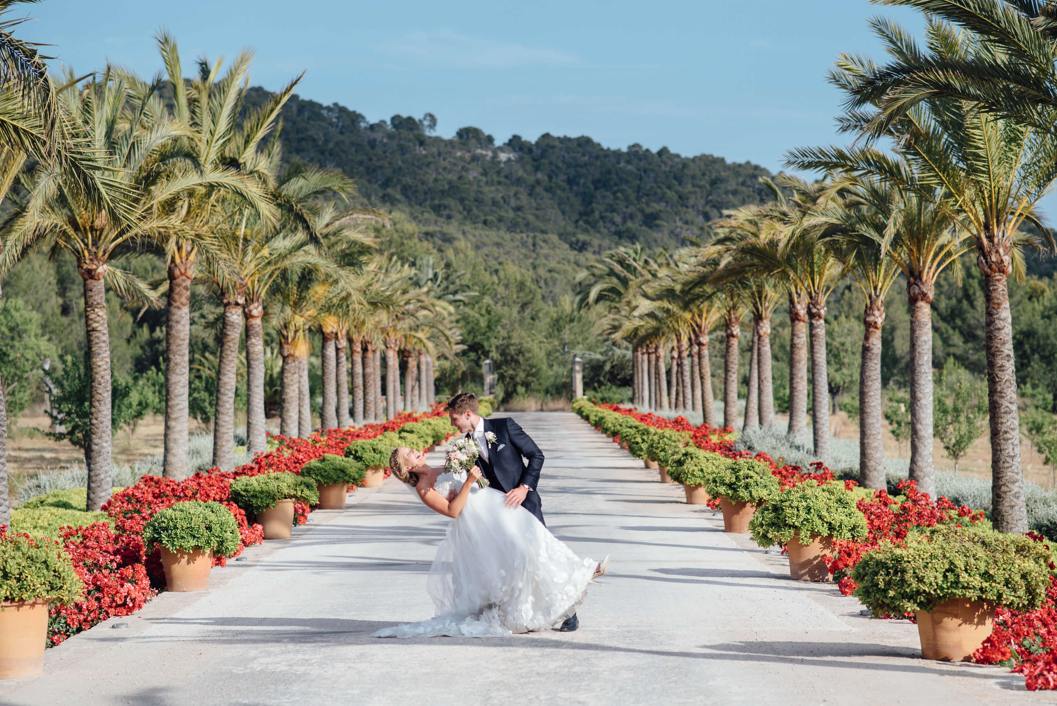 Eventos de lujo en Mallorca, Castell Son Claret (12)