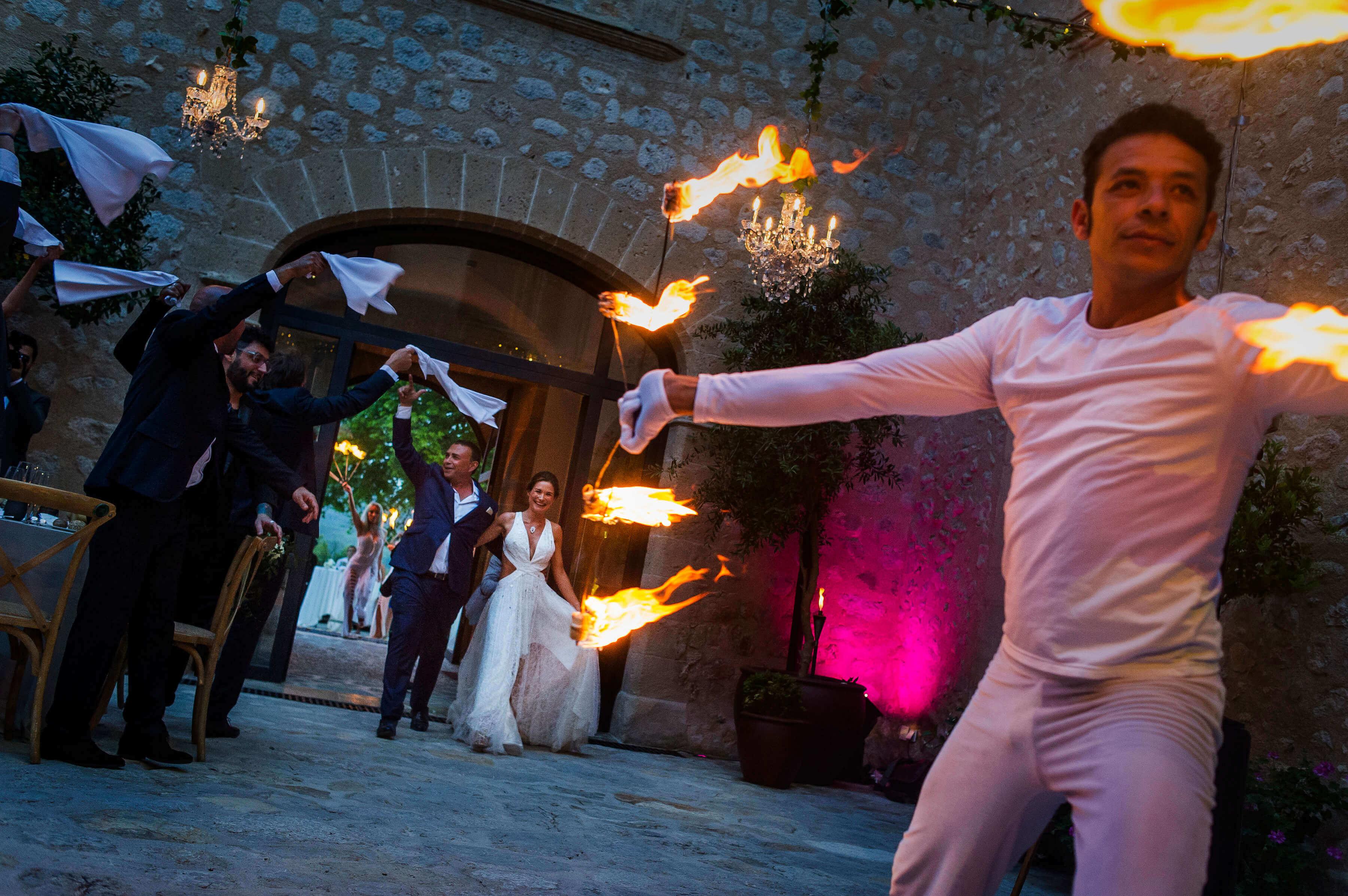 Eventos de lujo en Mallorca, Castell Son Claret (26)