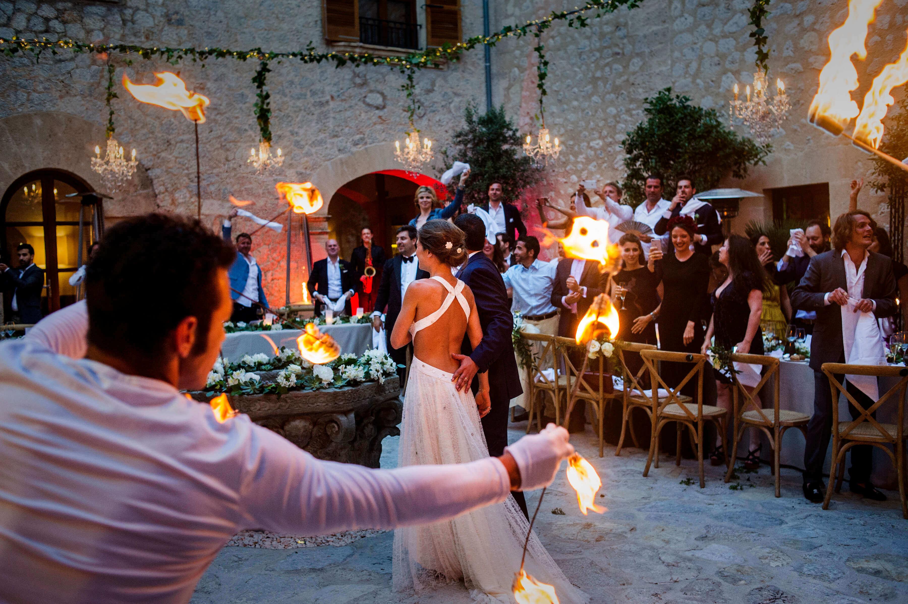 Eventos de lujo en Mallorca, Castell Son Claret (27)