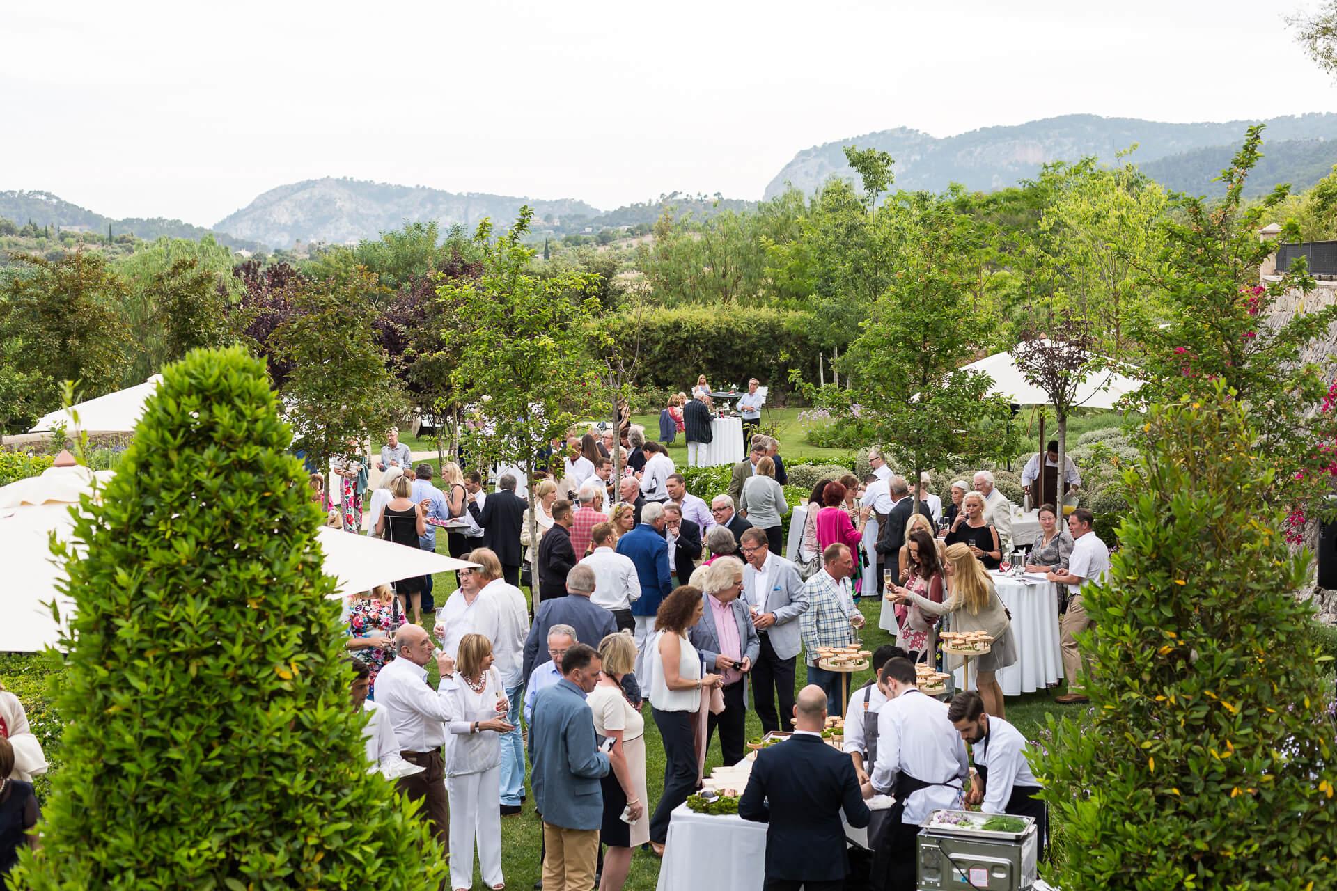 Eventos de lujo en Mallorca, Castell Son Claret (9)