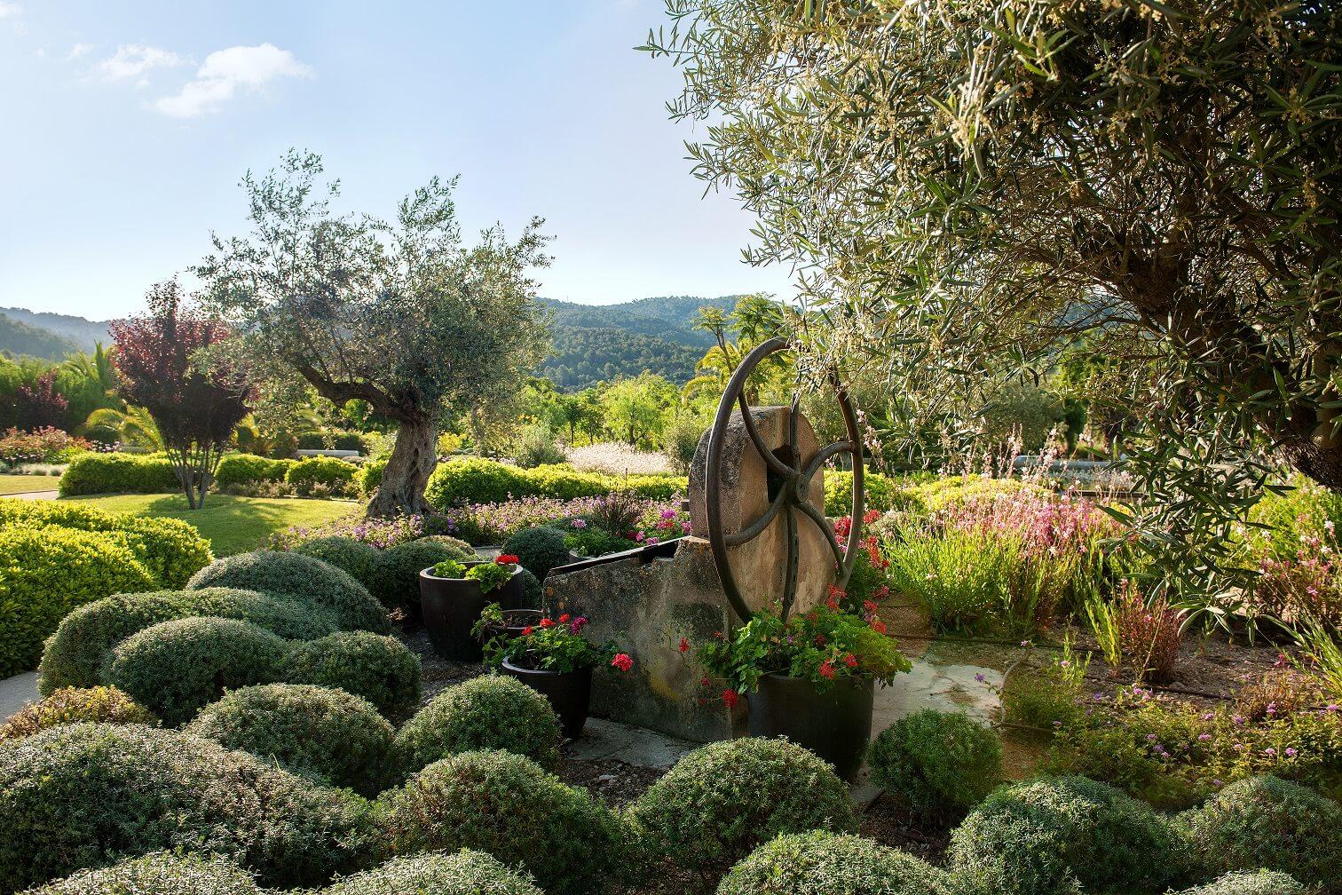 Naturaleza de Mallorca en el Hotel de lujo Castell son Claret (1)