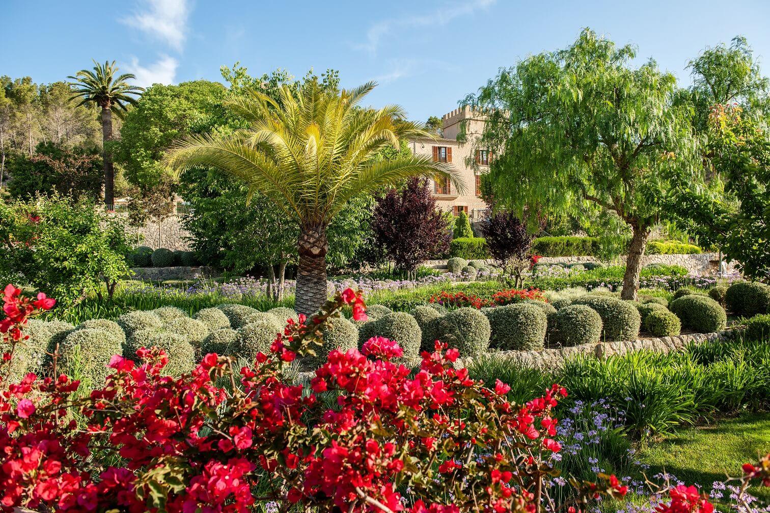 Naturaleza de Mallorca en el Hotel de lujo Castell son Claret (3)