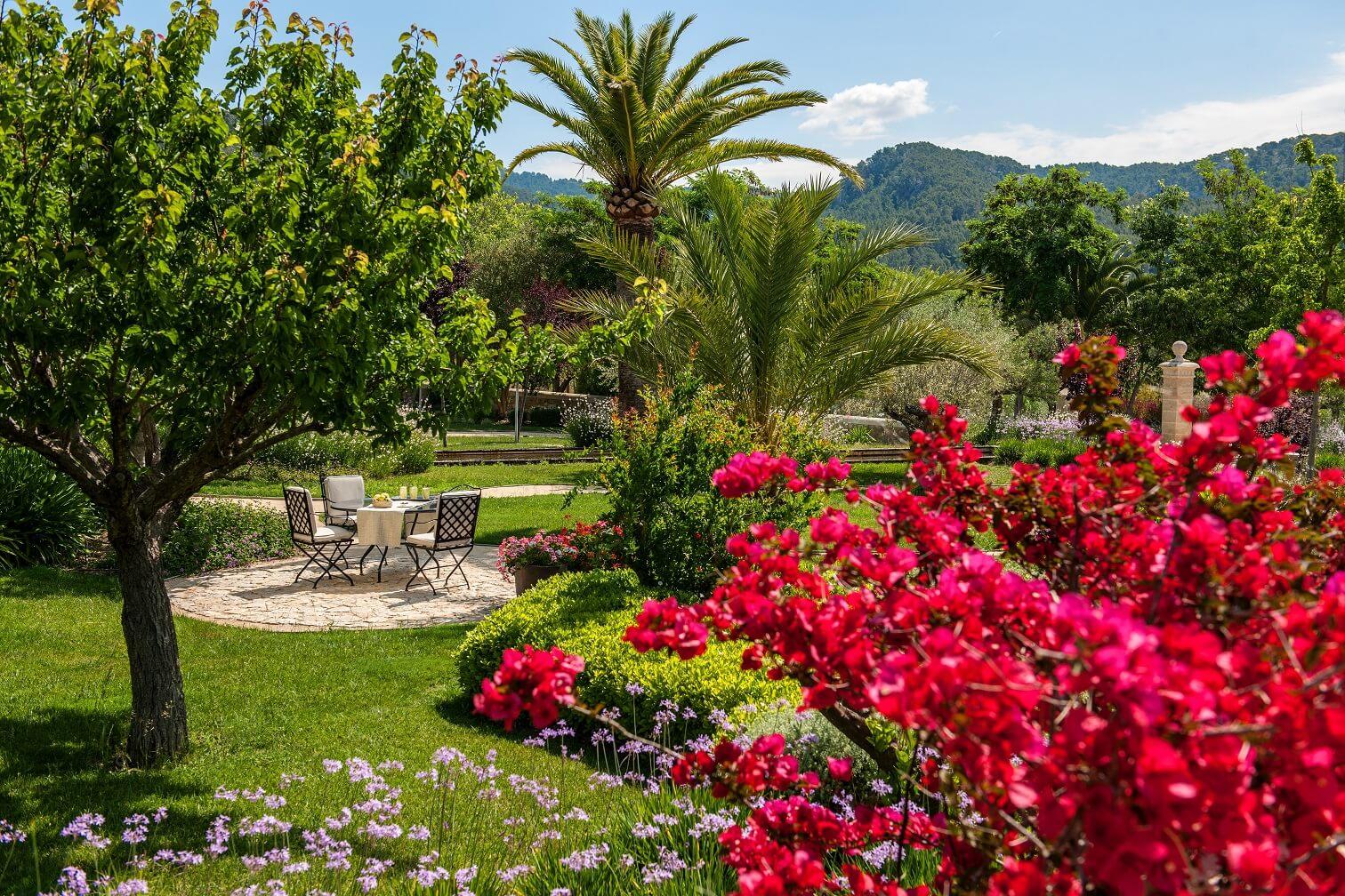 Naturaleza de Mallorca en el Hotel de lujo Castell son Claret (6)