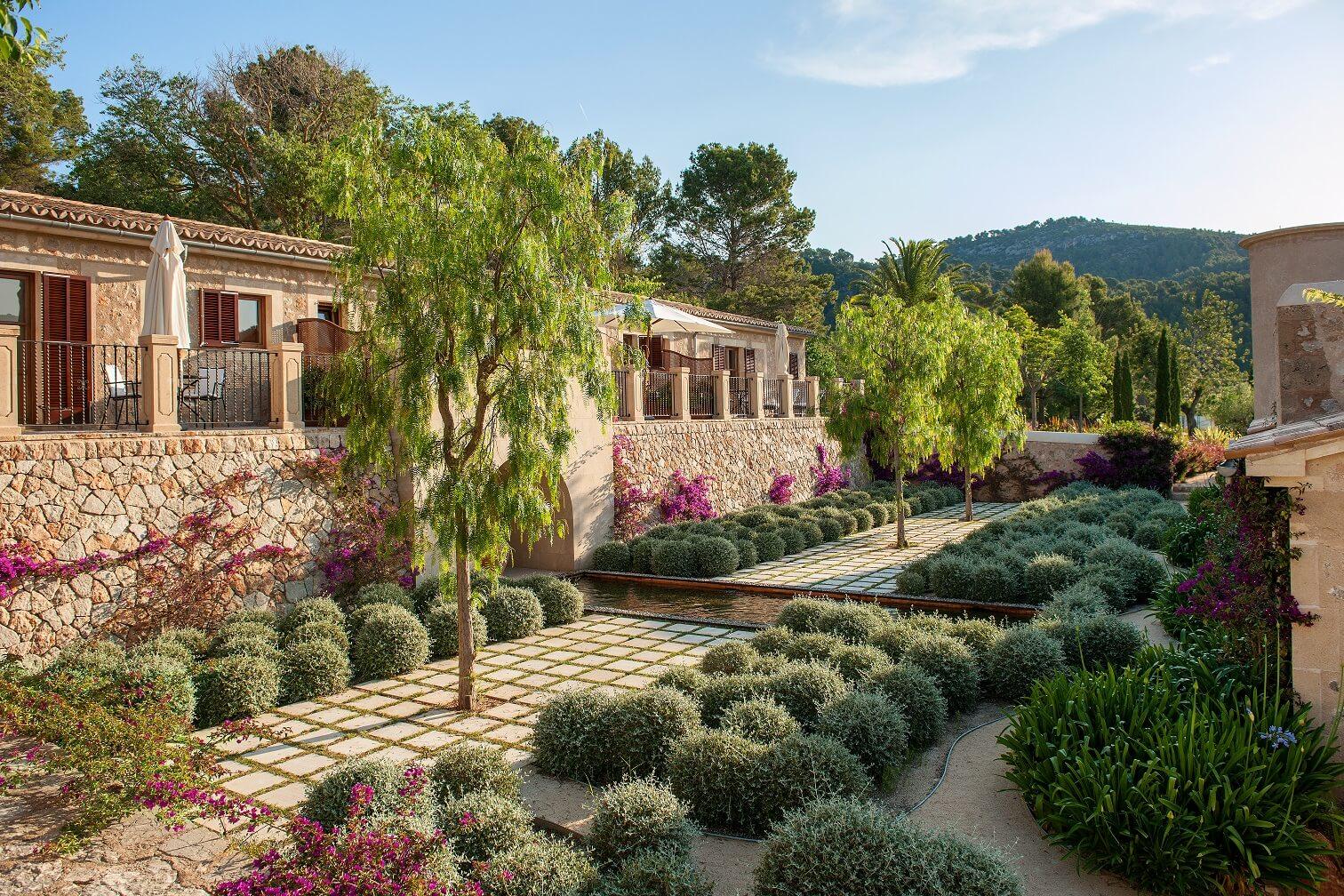 Naturaleza de Mallorca en el Hotel de lujo Castell son Claret (8)