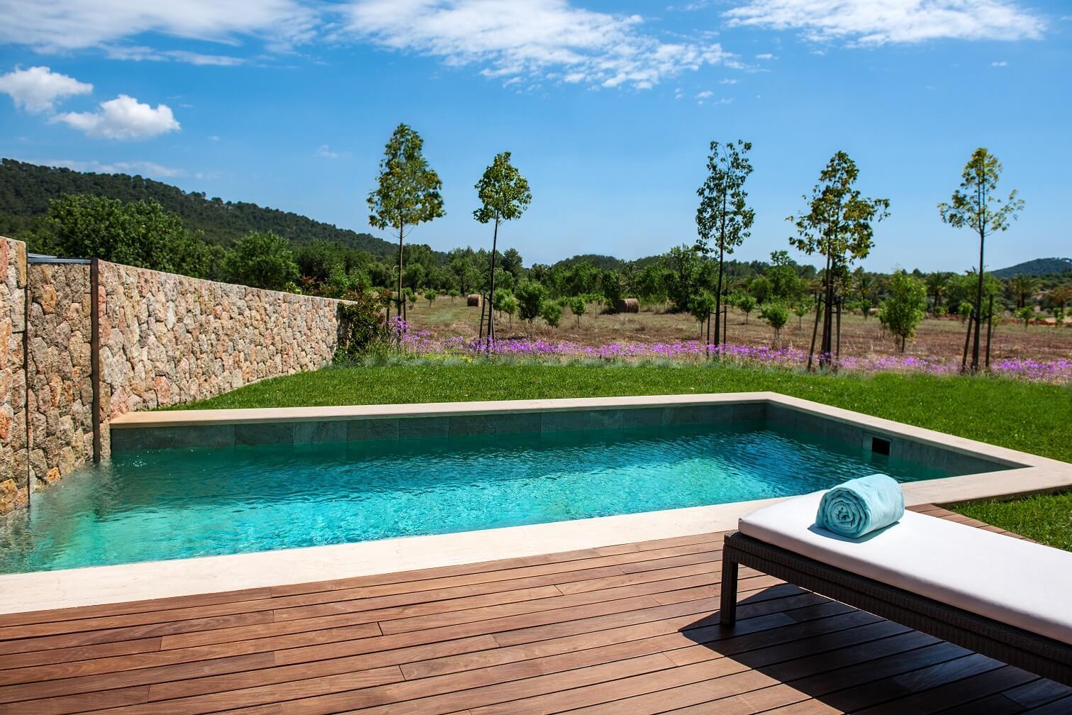 Suites y Habitaciones del Hotel de lujo en Mallorca, Castell Son Claret (11)