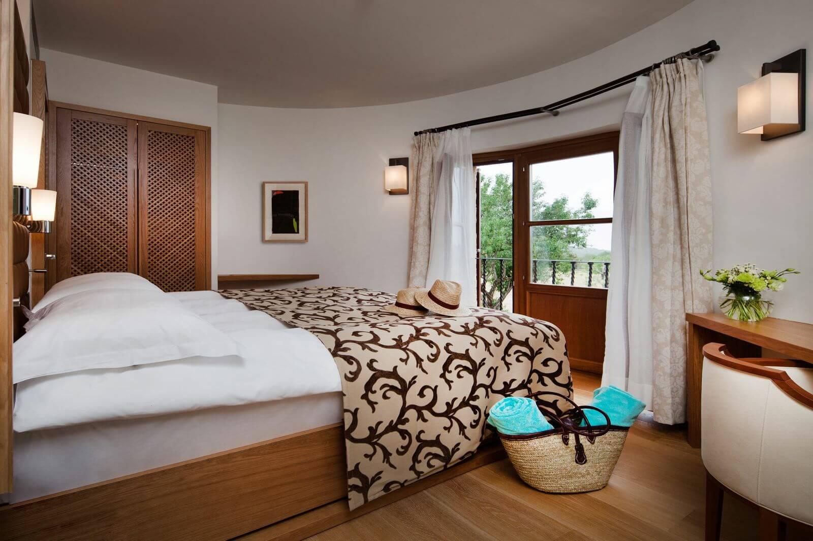 Suites y Habitaciones del Hotel de lujo en Mallorca, Castell Son Claret (19)