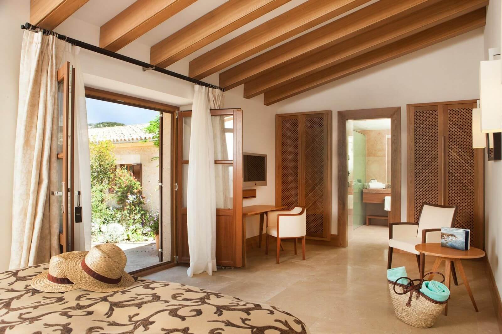 Suites y Habitaciones del Hotel de lujo en Mallorca, Castell Son Claret (6)