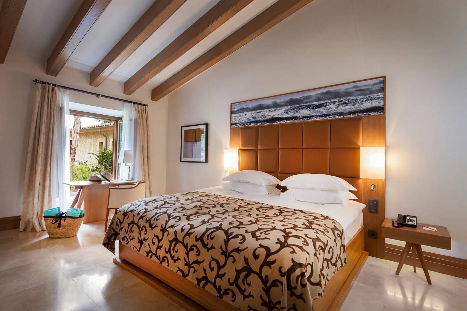 Suites y Habitaciones del Hotel de lujo en Mallorca, Castell Son Claret (7)