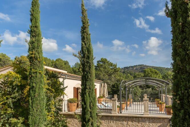 Alojamiento de lujo en Mallorca, Hotel de lujo, Castell Son Claret (5)
