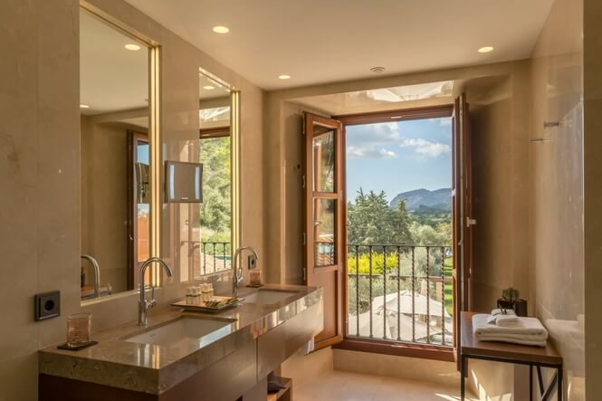 Deluxe Doubles, Castell Son Claret Luxury Hotel Mallorca (2)