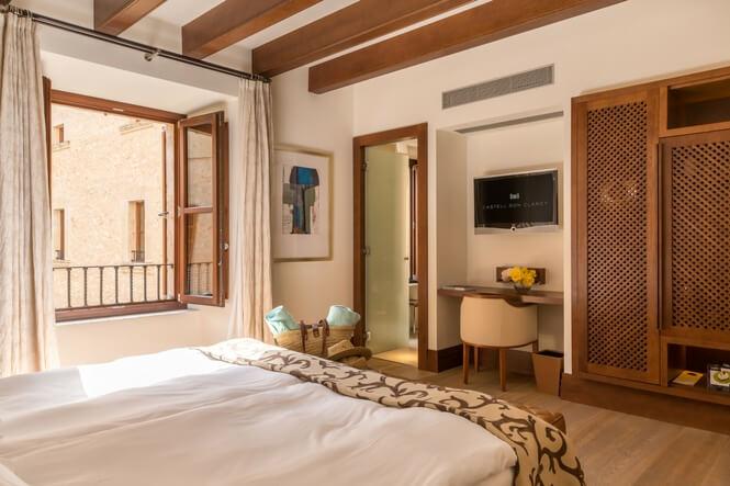 Estate Room, Castell Son Claret Luxushotel Mallorca (3)