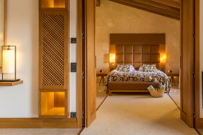 Hoteles de lujo Mallorca, Castell Son CLaret, Suites de lujo con piscina (1)