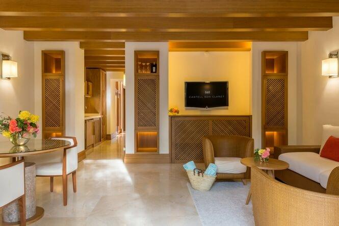 Luxury Suites in Mallorca, Luxury Hotel Mallorca, Castell Son Claret (2)
