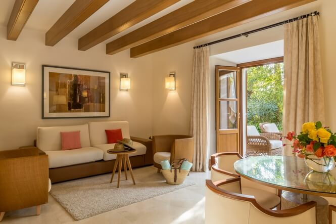 Luxury Suites in Mallorca, Luxury Hotel Mallorca, Castell Son Claret (5)