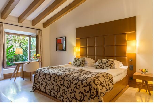 Luxury Suites in Mallorca, Luxury Hotel Mallorca, Castell Son Claret (6)