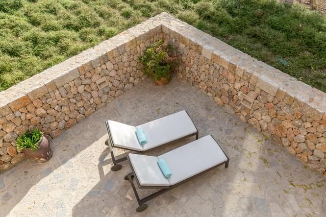 Water Tower Duplex, Castell Son Claret, su hotel de lujo en Mallorca (4)