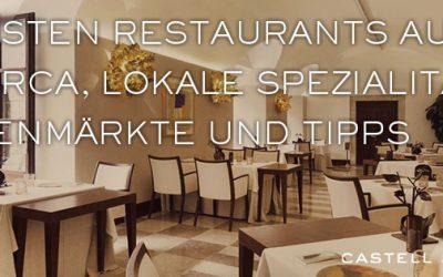 Die besten Restaurants Mallorcas und unsere Tipps