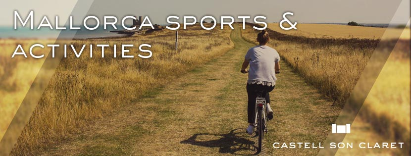 Mallorca sports & activities. Enjoy it!
