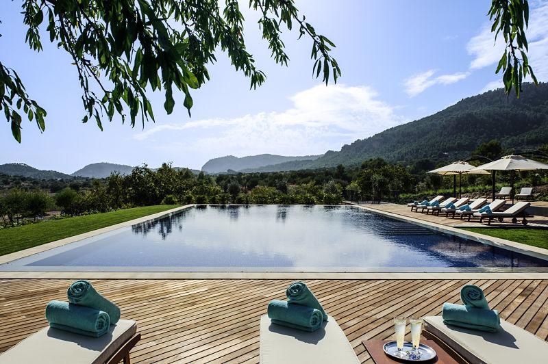 Bienestar en Mallorca, Hotel de lujo Castell Son CLaret (1)