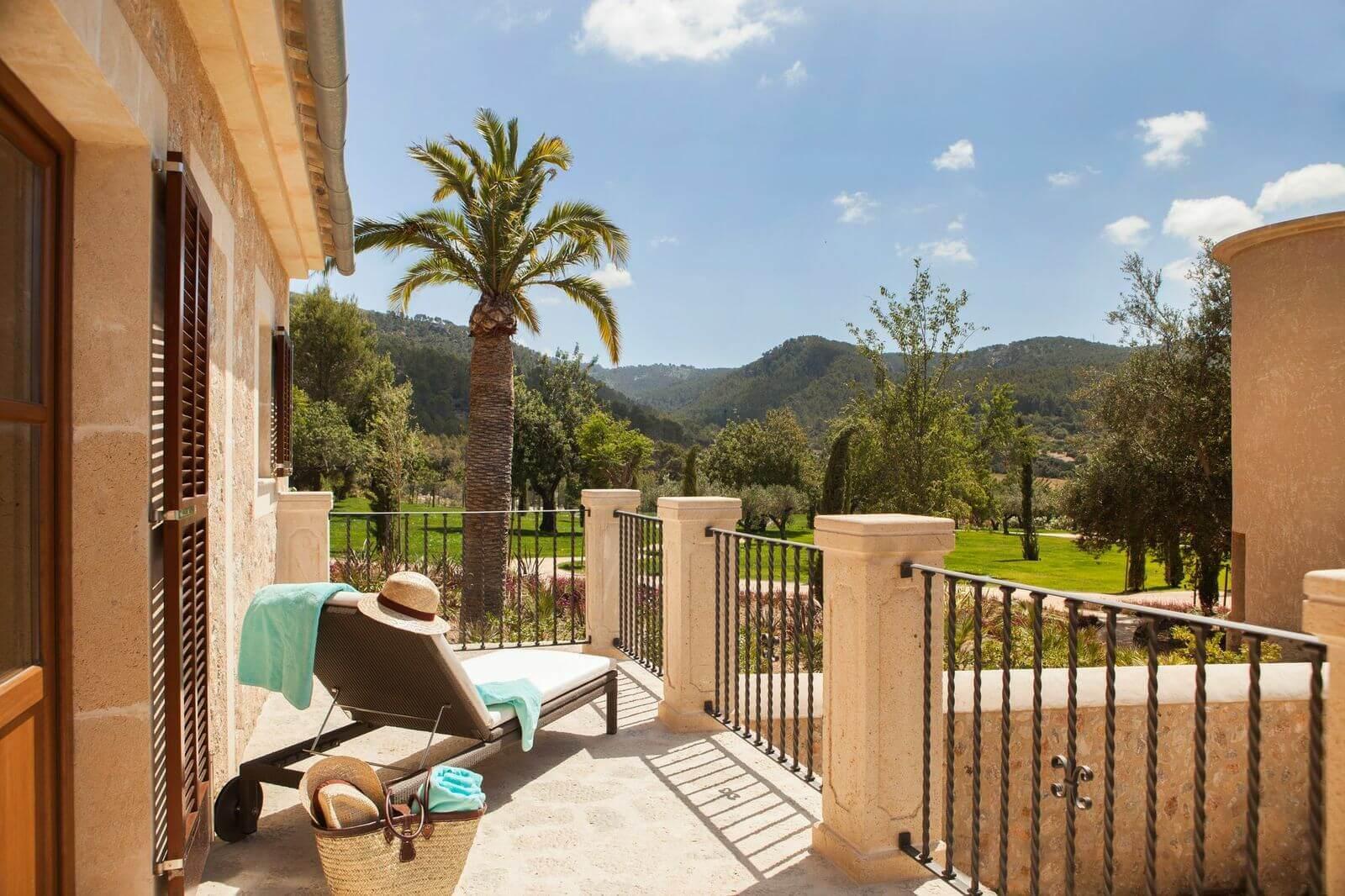 Suites y Habitaciones del Hotel de lujo en Mallorca, Castell Son Claret (13)