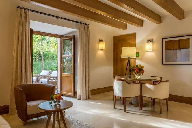 Alojamiento de lujo en Mallorca, Hotel de lujo, Castell Son Claret (1)