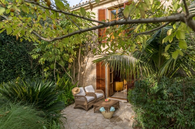 Alojamiento de lujo en Mallorca, Hotel de lujo, Castell Son Claret (3)