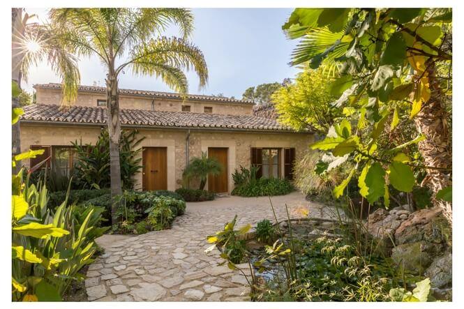 Alojamiento de lujo en Mallorca, Hotel de lujo, Castell Son Claret (7)