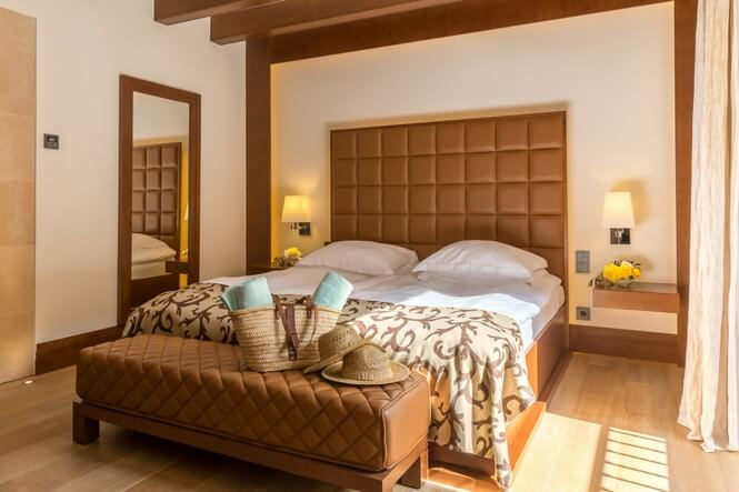 Estate Room, Castell Son Claret Luxury Hotel Mallorca (2)