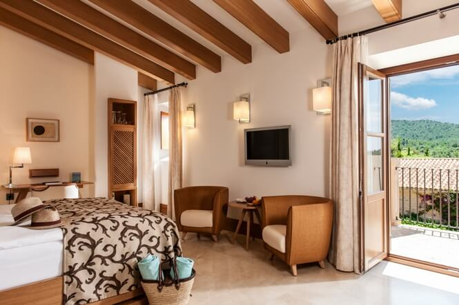 Hotel de lujo en Mallorca, Suites de lujo Mallorca (2)