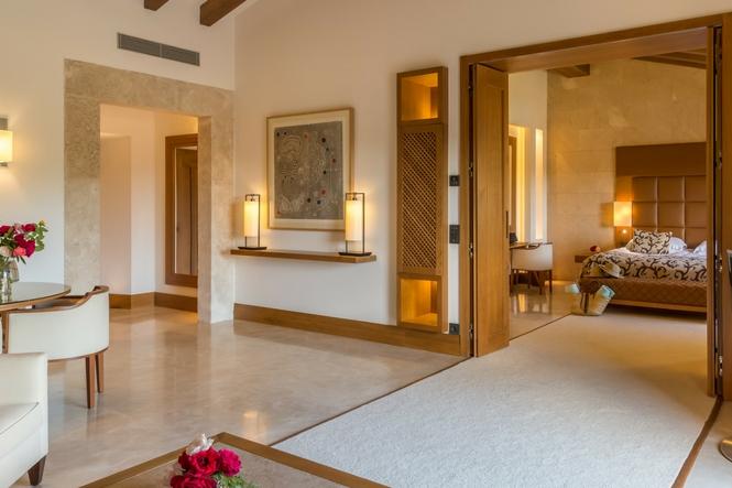 Hoteles de lujo Mallorca, Castell Son CLaret, Suites de lujo con piscina (4)
