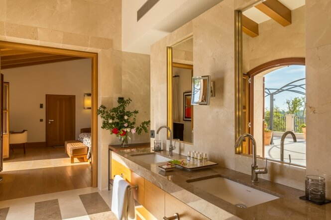 Luxury Suites, Luxury Hotel in Mallorca, Castell Son Claret (7)