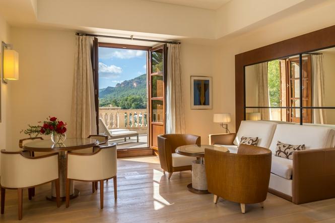 Luxushotel Mallorca, Luxus Suiten, Castell Son Claret (2)