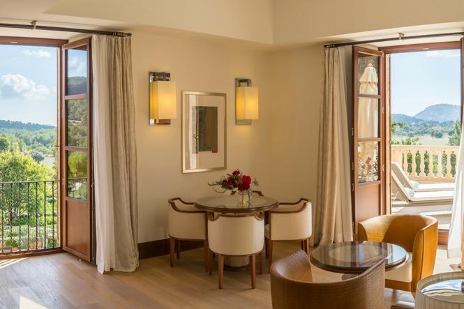 Luxushotel Mallorca, Luxus Suiten, Castell Son Claret (5)