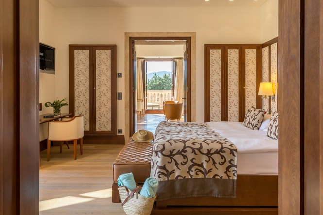 Luxushotel Mallorca, Luxus Suiten, Castell Son Claret (7)