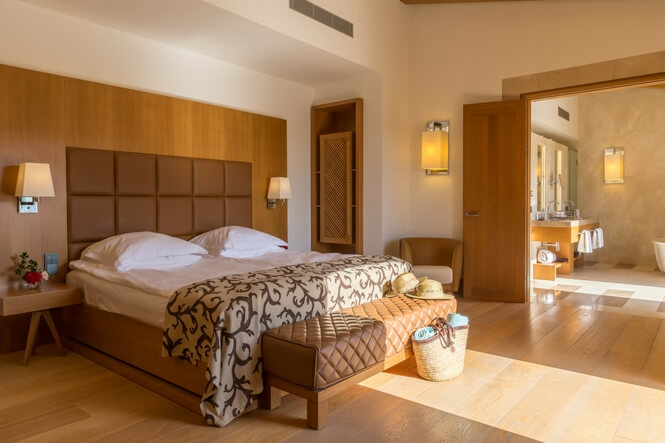 Luxushotel Mallorca, Luxus Suites, Castell Son Claret (1)