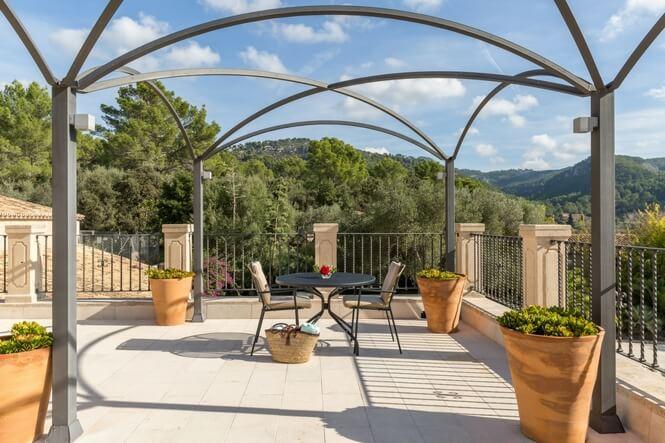 Luxushotel Mallorca, Luxus Suites, Castell Son Claret (2)