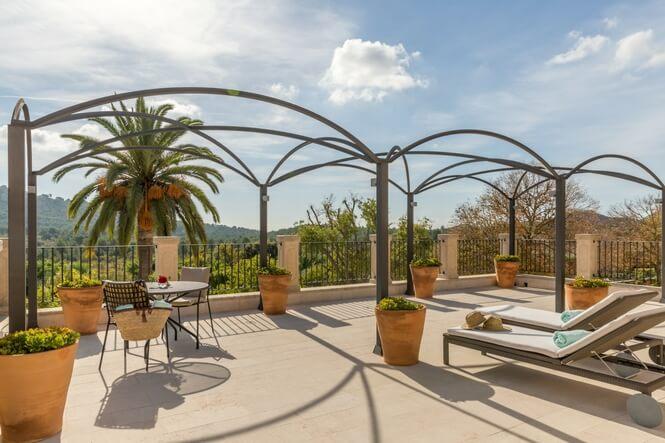 Luxushotel Mallorca, Luxus Suites, Castell Son Claret (4)