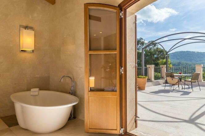 Luxushotel Mallorca, Luxus Suites, Castell Son Claret (5)