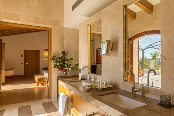 Luxushotel Mallorca, Luxus Suites, Castell Son Claret (7)