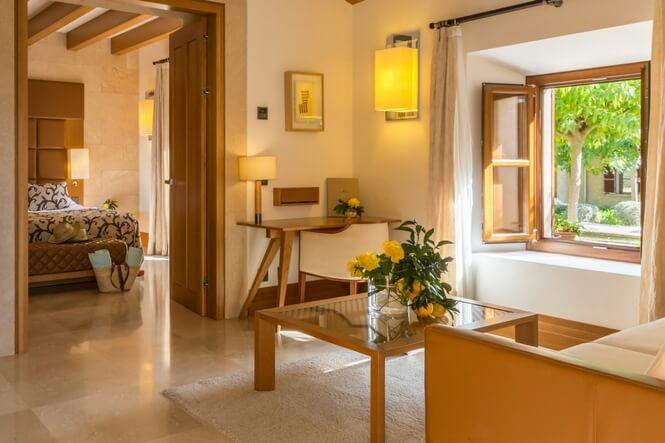 Luxushotel auf Mallorca, Castell Son Claret (1)