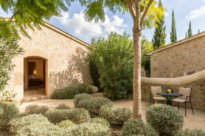 Luxushotel auf Mallorca, Castell Son Claret (10)