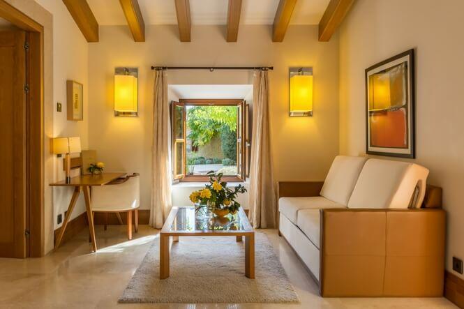 Luxushotel auf Mallorca, Castell Son Claret (2)