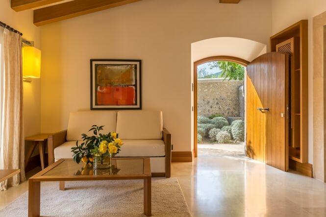 Luxushotel auf Mallorca, Castell Son Claret (3)