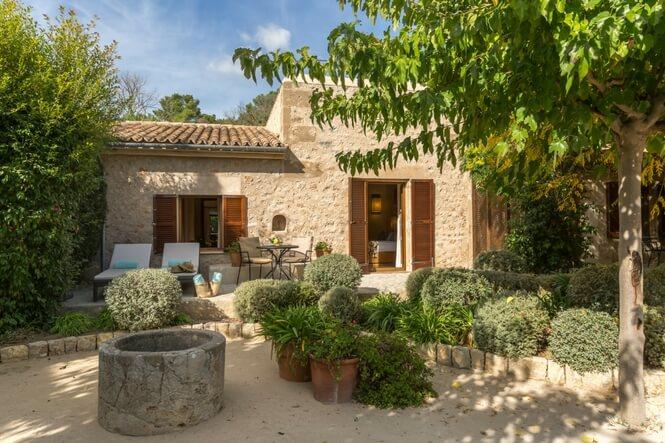 Luxushotel auf Mallorca, Castell Son Claret (8)